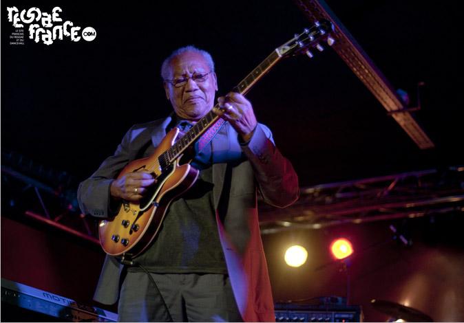 05. Ernest Ranglin- La Bellevilloise, Paris (27/11/2012)