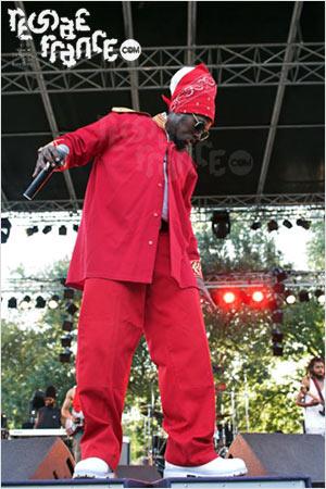 Ras Shiloh (Ja'Sound festival - Août 2005)