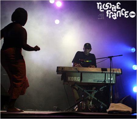 Groundation (Ja'Sound festival - Août 2005)
