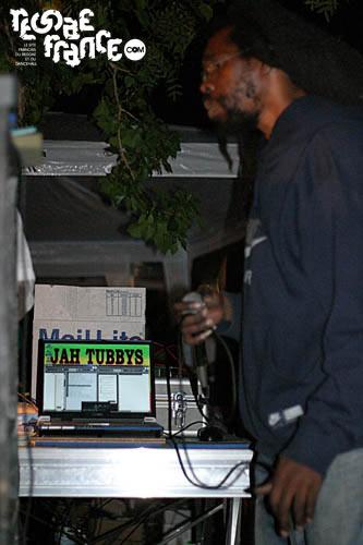 011/ Jah Tubbys (Ja'sound festival - Août 2006)