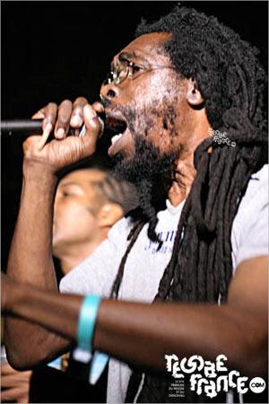 007/ Jah Tubbys (Ja'sound festival - Août 2006)