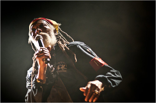 12. Big Youth (Elys�e Montmartre - F�vrier 2011)
