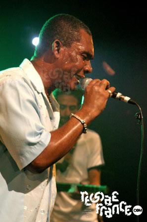 Ken Boothe au Cabaret Sauvage (Juillet 2005)