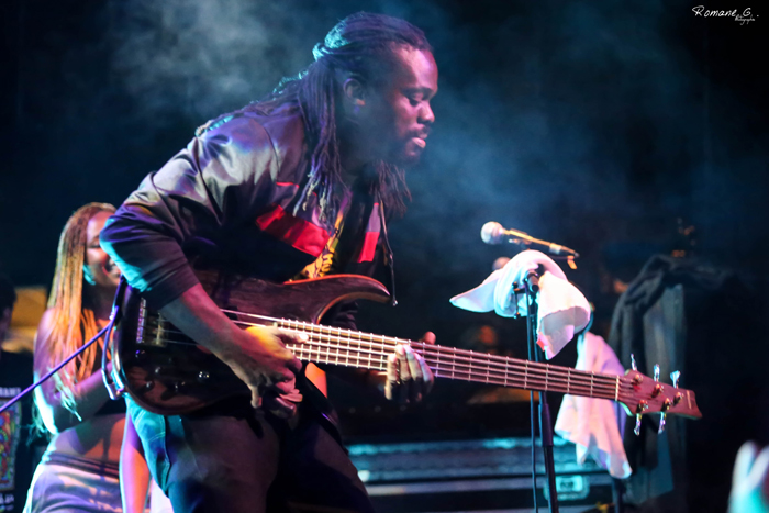 10. Ky-Mani Marley - Lyon 2015