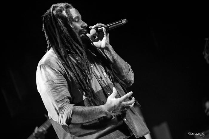 11. Ky-Mani Marley - Lyon 2015