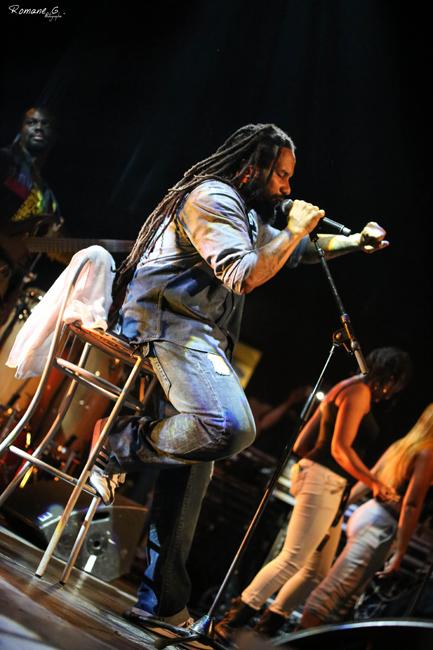 12. Ky-Mani Marley - Lyon 2015