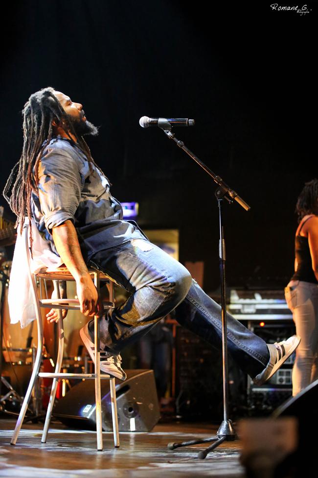 14. Ky-Mani Marley - Lyon 2015