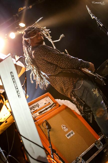 15. Ky-Mani Marley - Lyon 2015