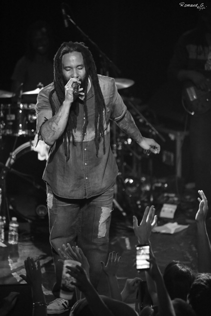 16. Ky-Mani Marley - Lyon 2015