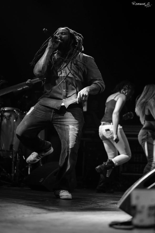 17. Ky-Mani Marley - Lyon 2015