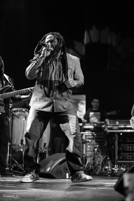 19. Ky-Mani Marley - Lyon 2015