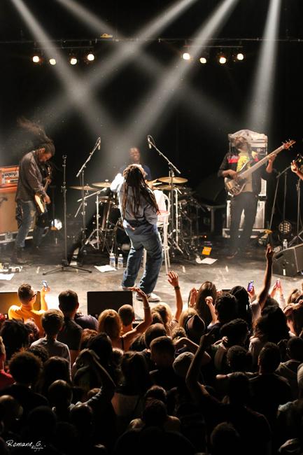 20. Ky-Mani Marley - Lyon 2015