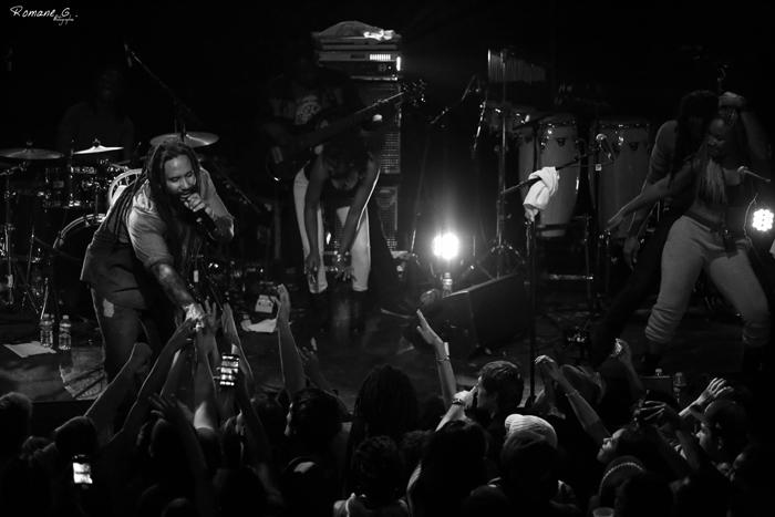 23. Ky-Mani Marley - Lyon 2015
