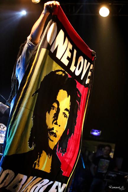 25. Ky-Mani Marley - Lyon 2015