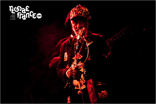 01. Lee Perry (Le Plan - F�vrier 2011)