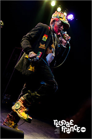 11. Lee Perry (Le Plan - F�vrier 2011)