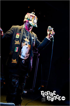 12. Lee Perry (Le Plan - F�vrier 2011)