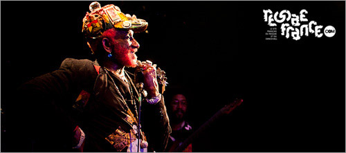 13. Lee Perry (Le Plan - F�vrier 2011)