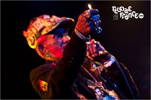 02. Lee Perry (Le Plan - F�vrier 2011)