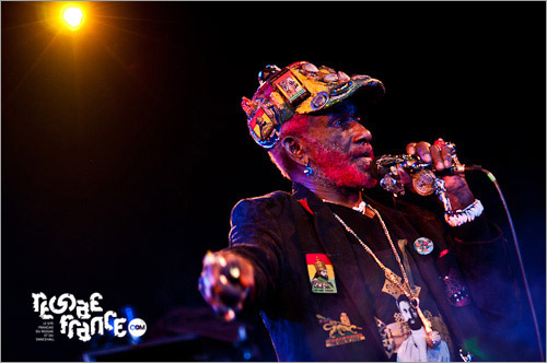 03. Lee Perry (Le Plan - F�vrier 2011)