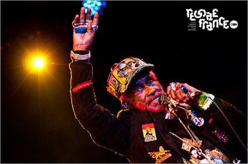 04. Lee Perry (Le Plan - F�vrier 2011)