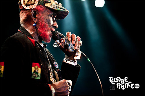 06. Lee Perry (Le Plan - F�vrier 2011)