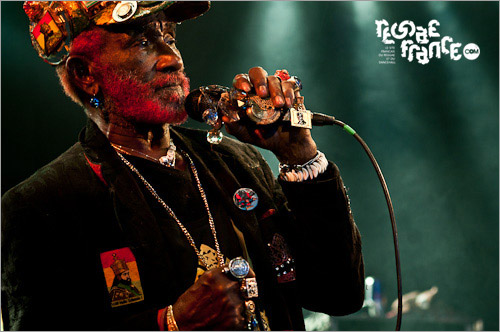 07. Lee Perry (Le Plan - F�vrier 2011)