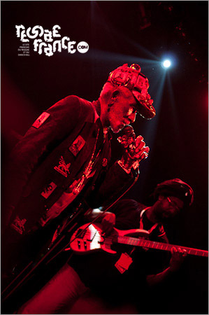 08. Lee Perry (Le Plan - F�vrier 2011)