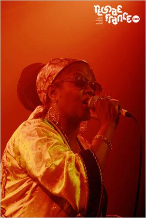 07. Sister Carol (Paris - Février 2008