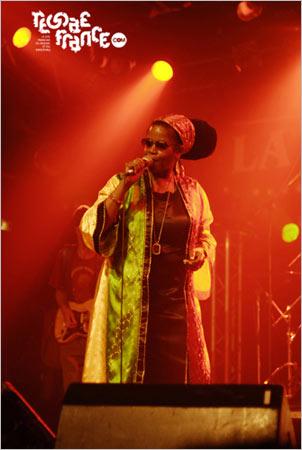 11. Sister Carol (Paris - Février 2008