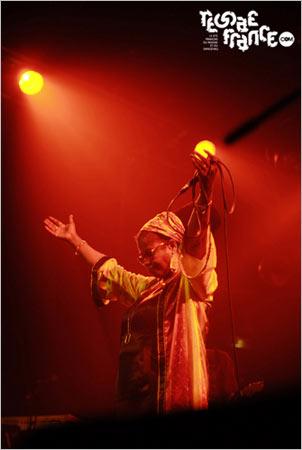 12. Sister Carol (Paris - Février 2008