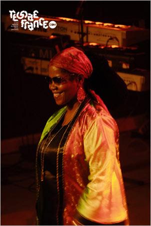 17. Sister Carol (Paris - Février 2008