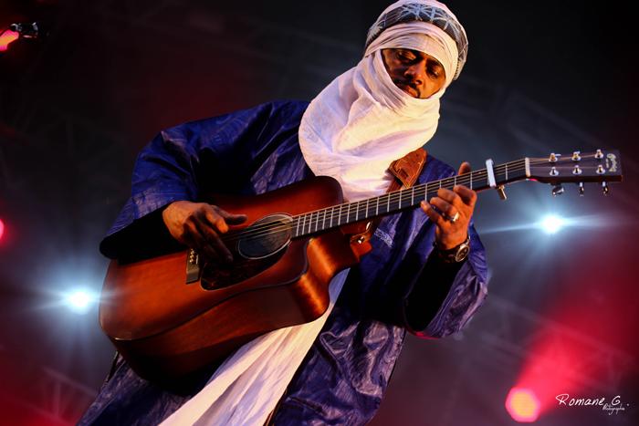 06. Tinariwen - No Logo Festival 2014