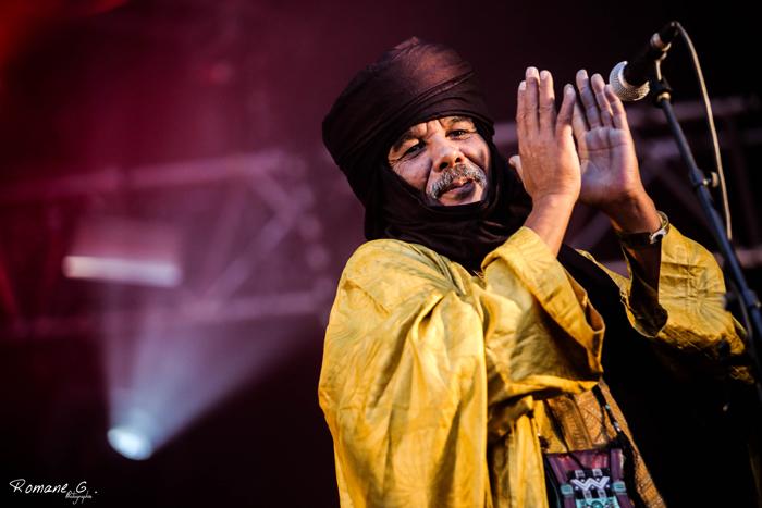 07. Tinariwen - No Logo Festival 2014