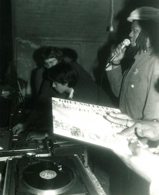 36. Didier, Ange, I Jahman - 30 avril 1983 (© Marie Vaneetvelde)