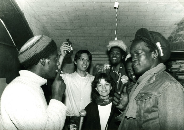 52. Ange, Pascale, I Jahman, Jah Can - 28 mai 1983 (© Marie Vaneetvelde)