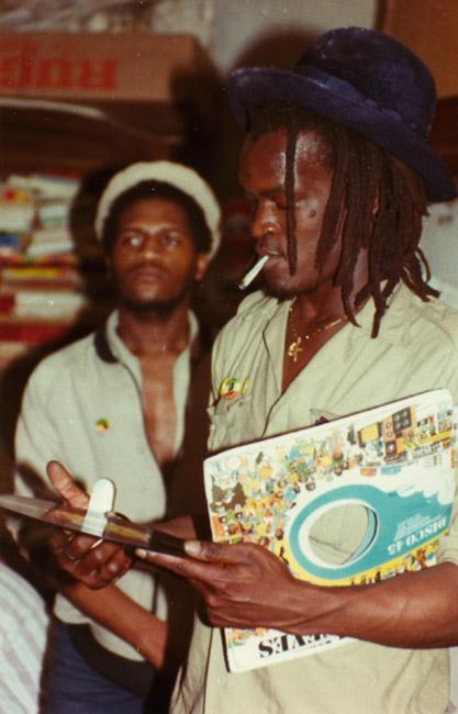 54. Jah Can - 9 juillet 1983 (© Didier Vacassin)