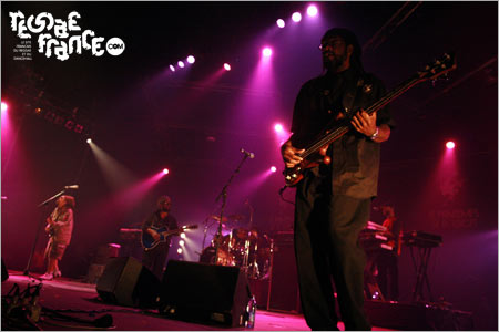 11. Third World (Mai 2007 - Printemps de Bourges)