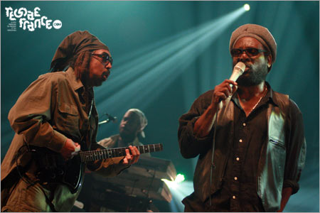 12. Third World (Mai 2007 - Printemps de Bourges)
