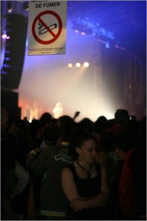 13. Mai 2007 - Printemps de Bourges