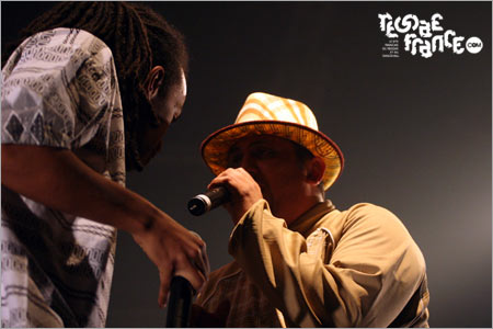 15. Dub Incorporation (Mai 2007 - Printemps de Bourges)