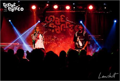 01. Spyda team (Cabaret Sauvage - Septembre 2009)