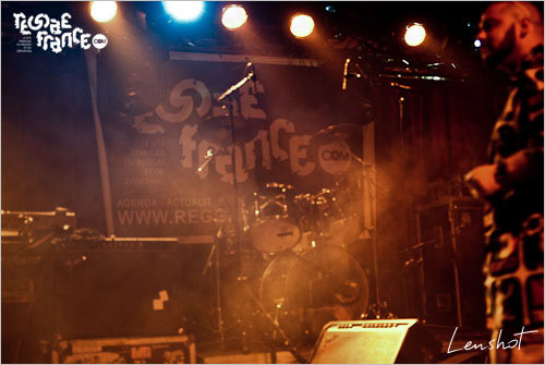 09. Little Franky (Cabaret Sauvage - Septembre 2009)