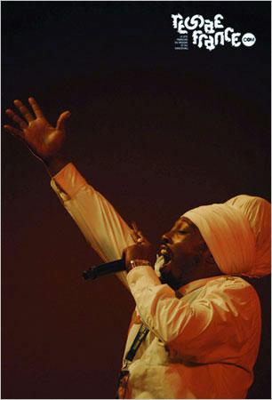 07. Ras Shiloh (Zenith de Paris / Juin 2008)