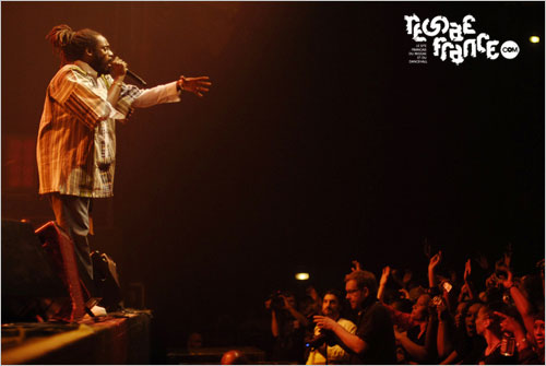 11. Tarrus Riley (Zenith de Paris / Juin 2008)