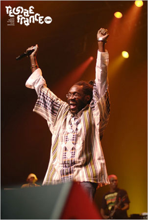12. Tarrus Riley (Zenith de Paris / Juin 2008)
