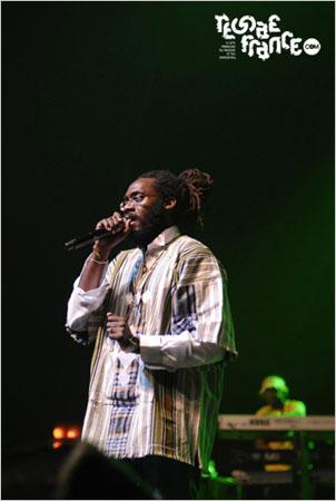 14. Tarrus Riley (Zenith de Paris / Juin 2008)