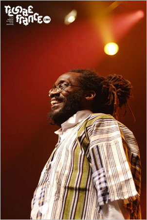 15. Tarrus Riley (Zenith de Paris / Juin 2008)