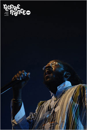 16. Tarrus Riley (Zenith de Paris / Juin 2008)
