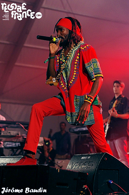 10. Kabaka Pyramid - Rototom Sunsplash 2013